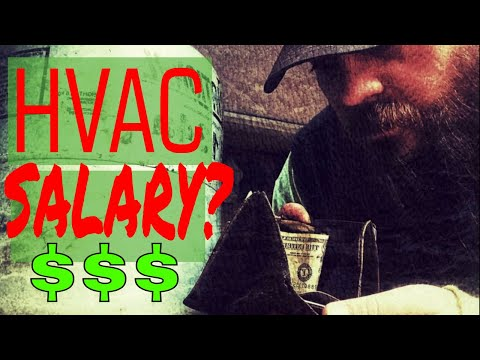 HVAC Salary💵, Myths and Realities