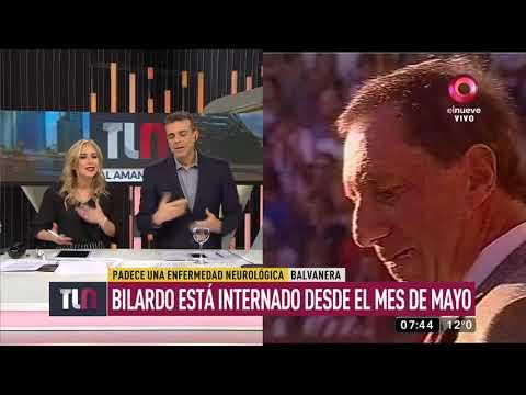 La salud de Carlos Bilardo empeoró en las últimas horas