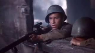Снайперы в Сталинграде.