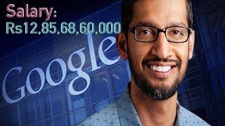 10 हिंदुस्तानी, जिनका लोहा दुनिया मानती है    Google से लेकर Microsoft तक पर राज़ करते है भारतीय
