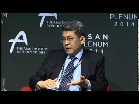 [Asan Plenum 2014] Plenary Session 2 - Global Financial Order After 2008