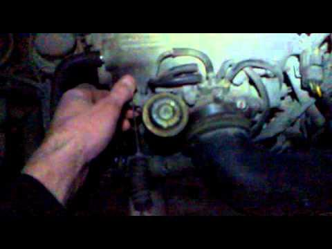 Mazda 626 GD  двигатель FE 8-клапанный