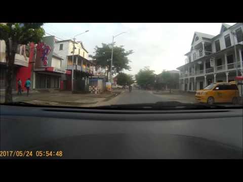 24 mei 2017 Su autorit AZP -  Gompertstraat Paramaribo