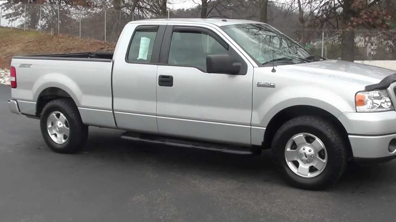 For Sale 2007 Ford F 150 Stx 1 Owner Stk 20365a Www Lcford Com