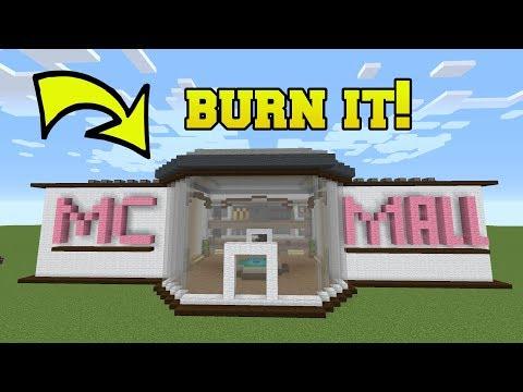 IS THAT A MALL?!? BURN IT!!!