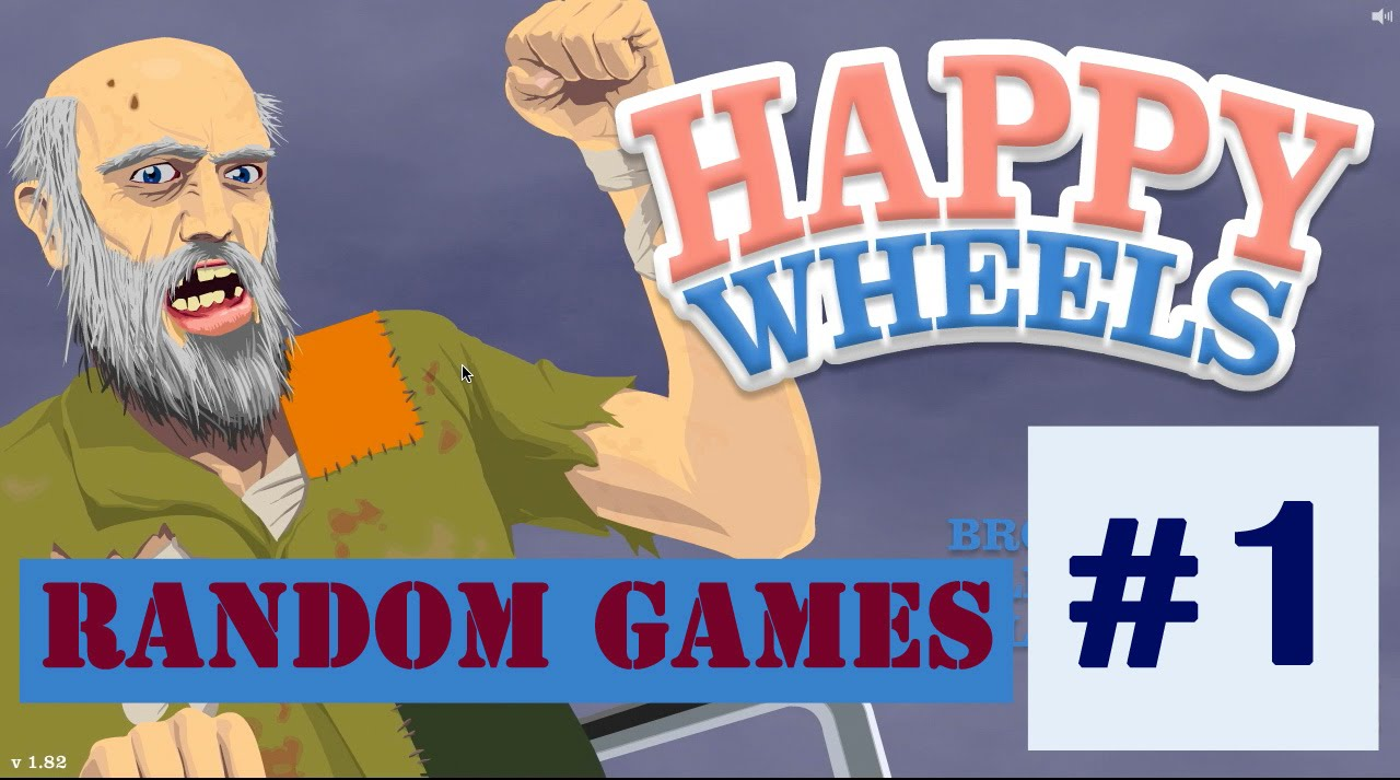Ridiculous Awesome Games Happy Wheels Death Everywhere