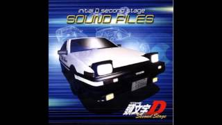 Initial D Second Stage Sound Files - Tension