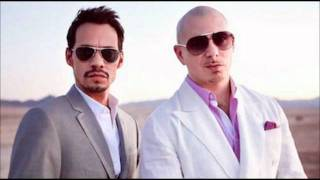 Скачать Pitbull Ft Marc Anthony Rain Over Me With Lyrics