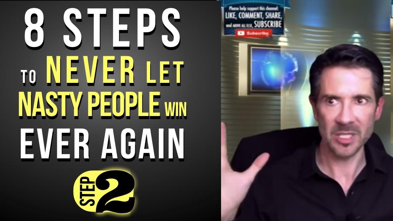 how to handle nasty people