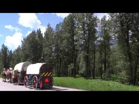 Frontier Covered Wagon, June 2015