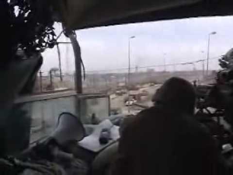 Combat footage: U.S.M.C. Scout Sniper Iraq