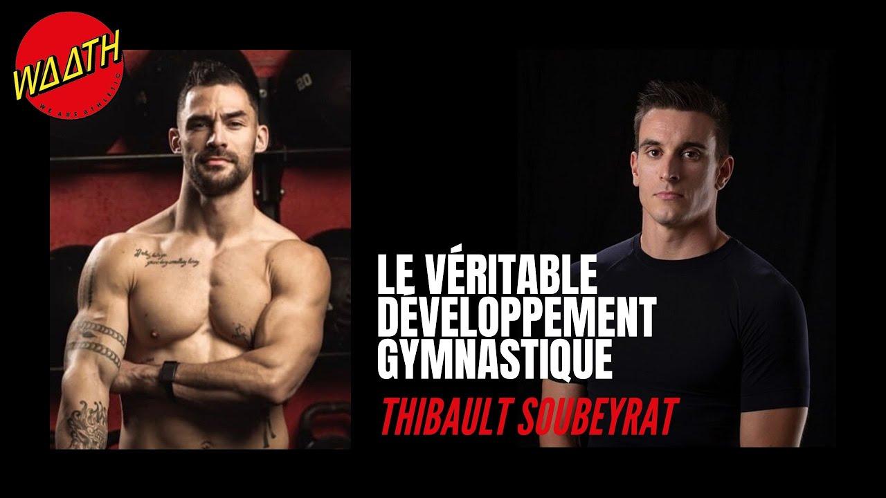 LIVE INTERVIEW :  le véritable développement en gymnastique avec Thibault Soubeyrat