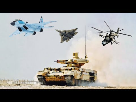 Russia's Military Modernization: