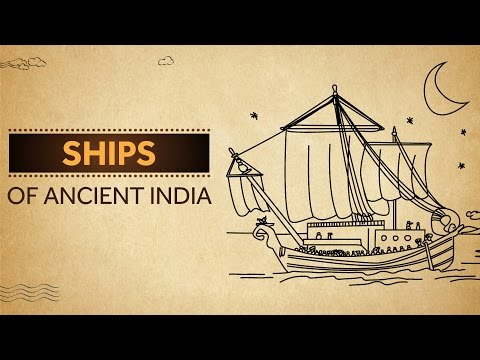 Ships of Ancient India