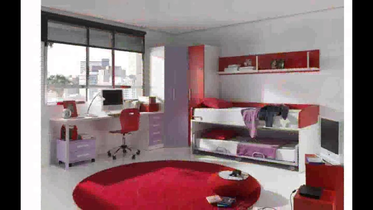 Ideas para decorar recamaras infantiles youtube Decoracion de alcobas modernas