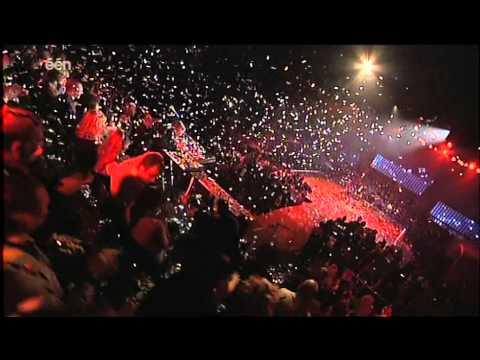 Milk Inc - Medley (Live @ TV1 Supersterren Op Oudejaar_31dec06)