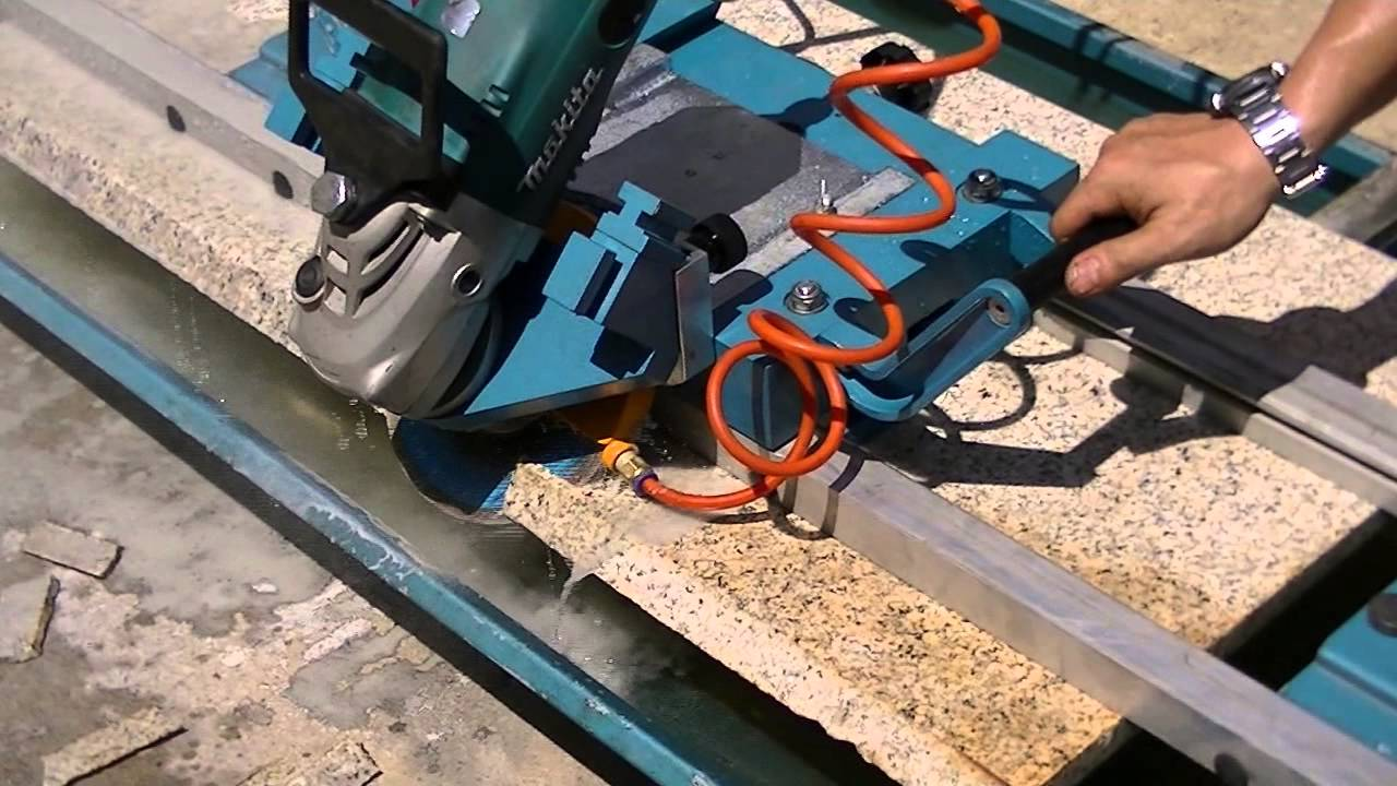 Abaco Rail Saw Rs 3 Granite Marble Stone Cutting