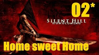 CZ tit. | Let's Play | Silent Hill: Homecoming | #02 | HARD | 1080p