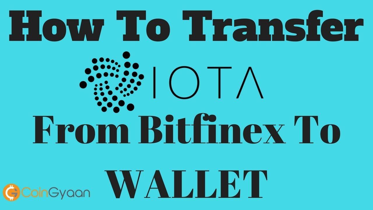 cum să tranzacționați btc pentru iota în bitfinex)