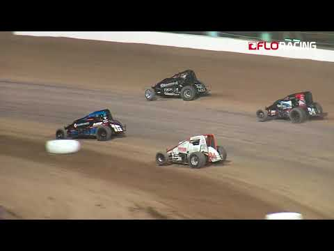 USAC West Coast 360 Highlights | The Dirt Track at Las Vegas 2.28.19