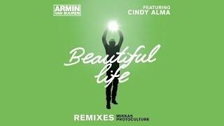 Armin Van Buuren Feat Cindy Alma Beautiful Life Protoculture Remix