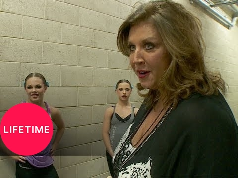 Dance Moms: Maddie Intimidates the Other Soloists (S5, E24) | Lifetime