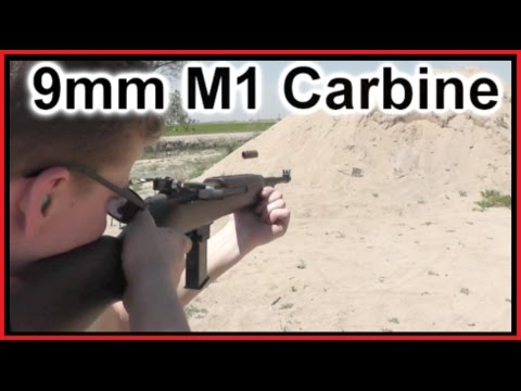 Chiappa M1 Carbine In 9mm Review