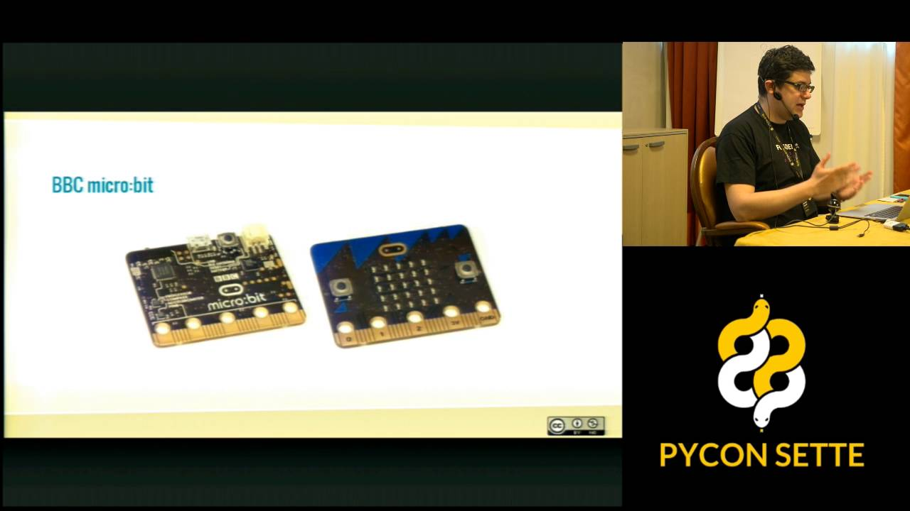 Image from Introduzione a MicroPython e BBC MicroBit