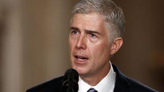 LIVE STREAM: Senate Floor Debate on Supreme Court nominee Judge Neil Gorsuch Senate debates Supreme Co