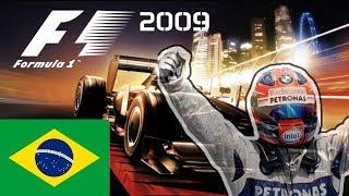 F1 2009 Sezon Robertem Kubicą #16 GP BRAZYLI