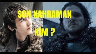 Game of Thrones // Son Kahraman Kim ?