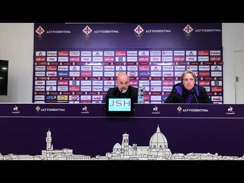 """Coppa Italia, Pioli post Roma: """"Mi sono tranquillizzato solamente dopo il 5-1"""""""