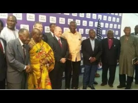 Ghana commended for contribution towards world peace