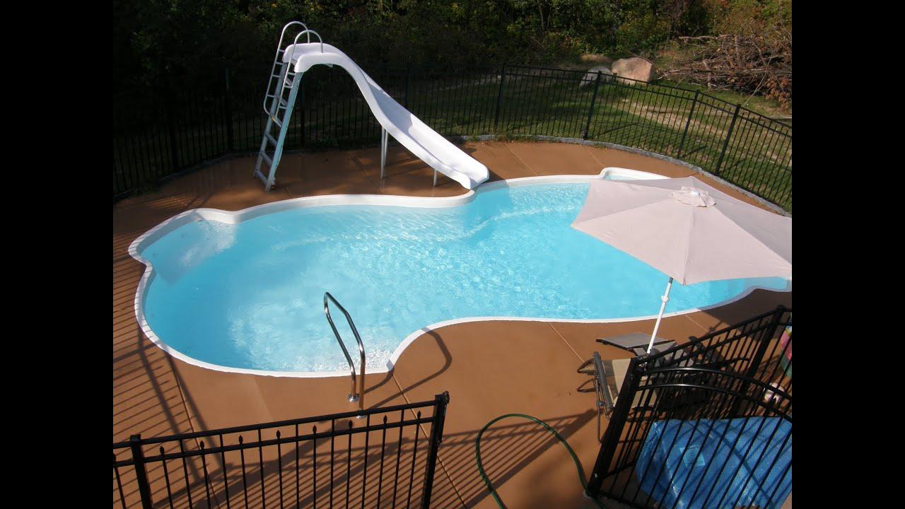 Affordable pools inc fiberglass pool crack repair diy youtube solutioingenieria Image collections
