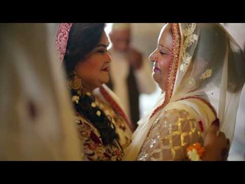 Saqib & Pakiza - Nikkah Highlights Badshahi Masjid