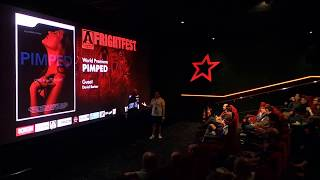 PIMPED (2018) FrightFest World Premiere Introduction with David Barker