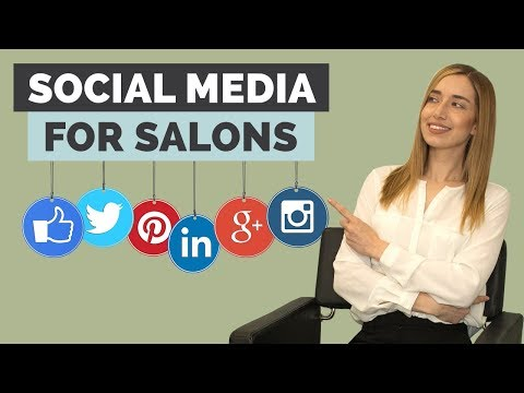 Salons Go Social:  Social Media Marketing Ideas For Salons & Hair Stylists