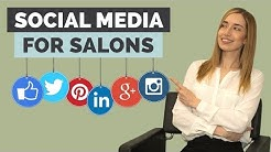 Social Media Marketing Ideas For Salons & Hair Stylists