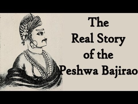 Peshwa Bajirao | Birth to Death | Real Story of The Greatest Maratha Warrior