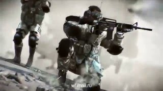Warface русский трейлер