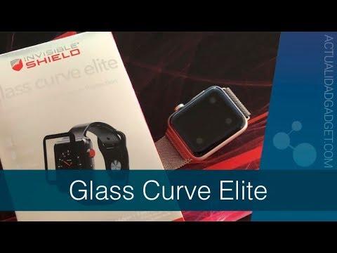 Glass Curve Elite, el cristal que protege tu Apple Watch