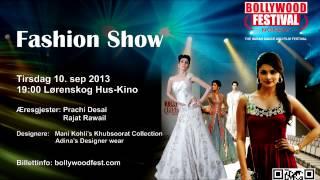 Bollywood Fashion Show - Norway 2013