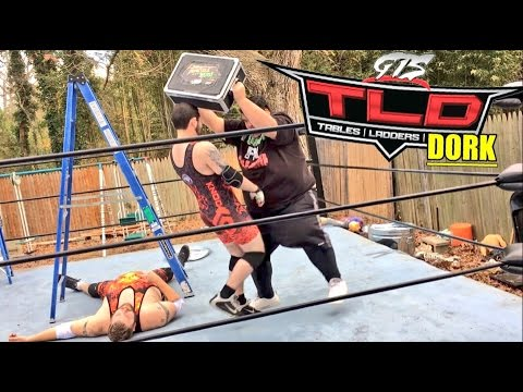 INSANE TABLES LADDERS AND CHAIRS MATCH FOR THE YOUTUBE WRESTLING FIGURES CHAMPIONSHIP!