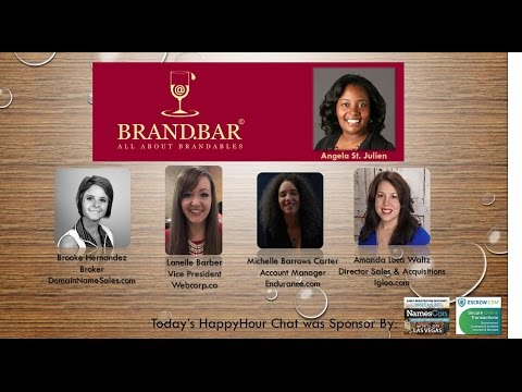 Brand.bar HappyHour Chat: Happy Industry Mother's Day!