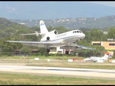 Cannes Mandelieu Airport LFMD 2013