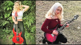 Female Guitarist of the Year 2020! Honor goes to The Amazing Miss Lexi Rose Age 18 USA!