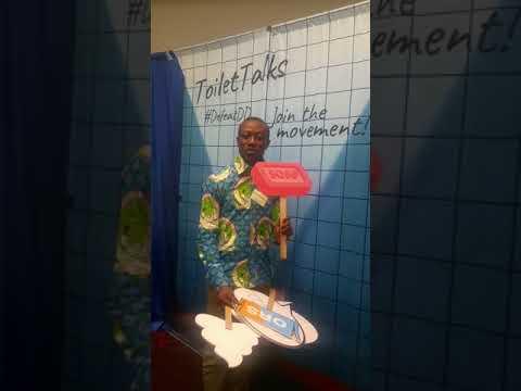 Dennis Adu-Gyasi, Kintampo Health Research Center: Toilet Talk