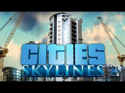 Cities: Skylines #01 - Начало большого строительства!