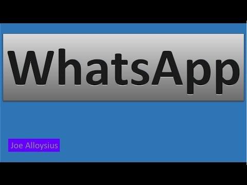 Cómo se pronuncia y qué significa WhatsApp