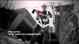 Rapid Fire Cartidge Hammer Promotional Video - HSS Hire